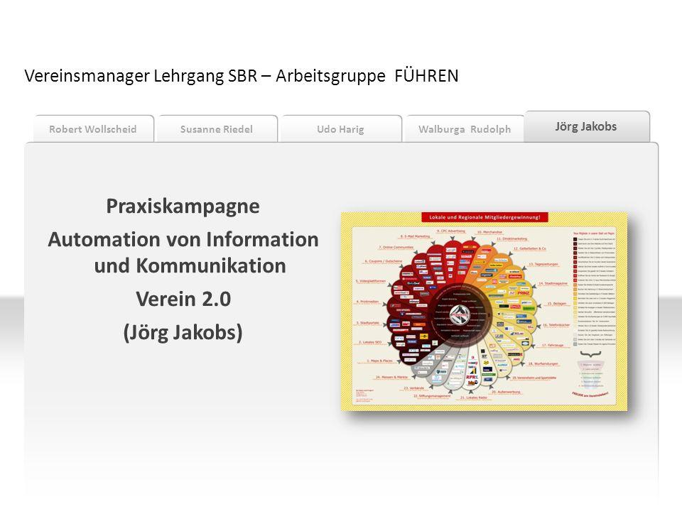 Automation von Information und Kommunikation