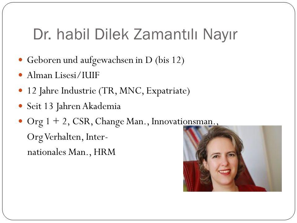 Dr. habil Dilek Zamantılı Nayır