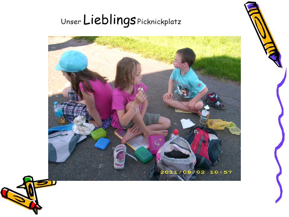 Unser Lieblings Picknickplatz