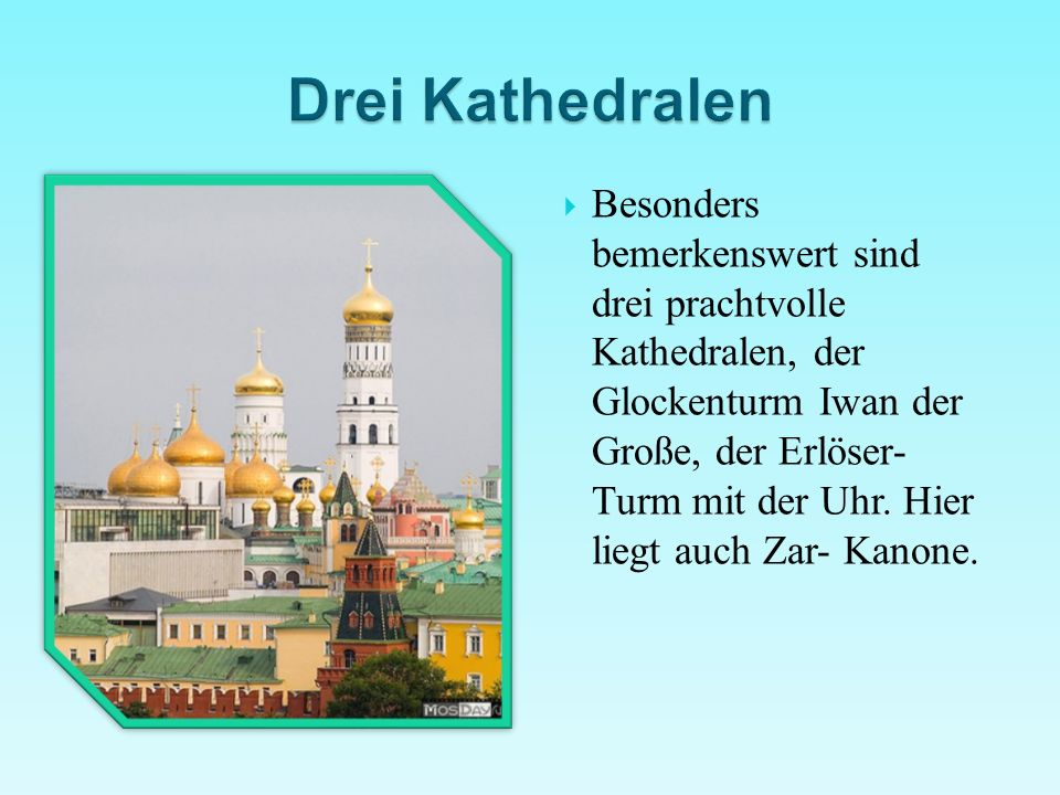Drei Kathedralen