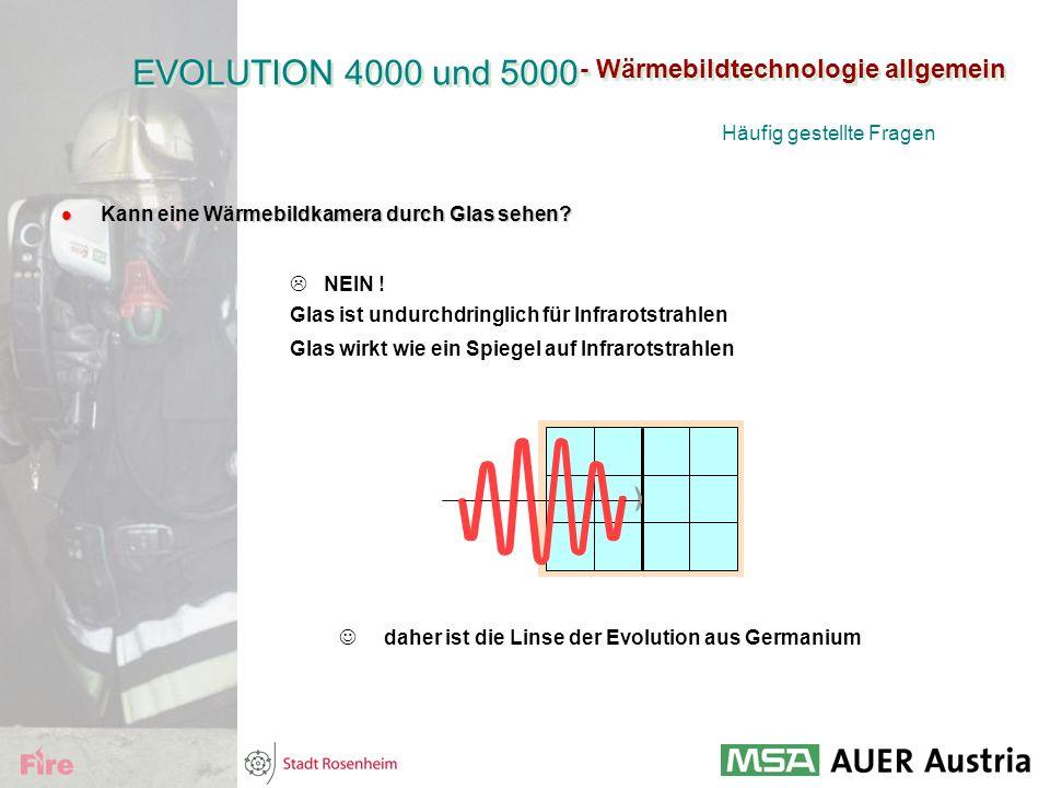  daher ist die Linse der Evolution aus Germanium