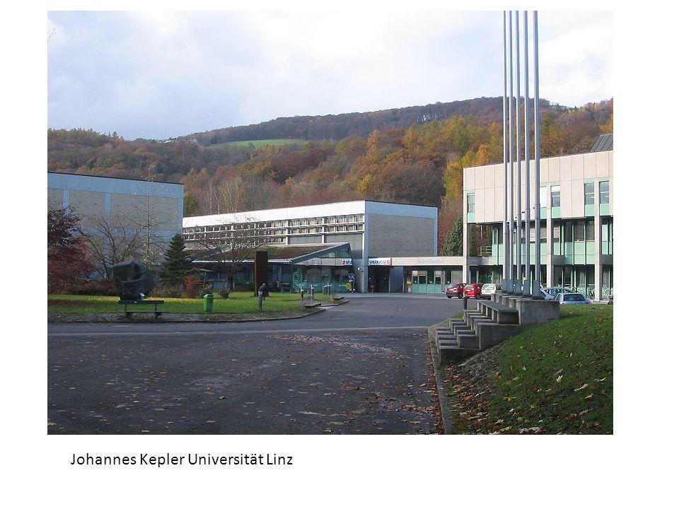 Johannes Kepler Universität Linz