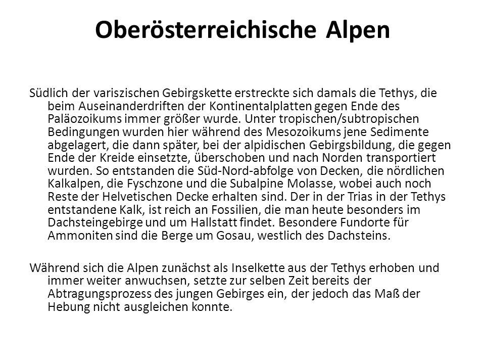 Oberösterreichische Alpen