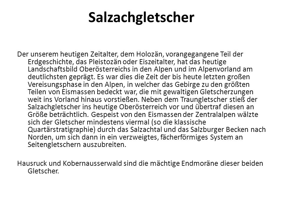 Salzachgletscher