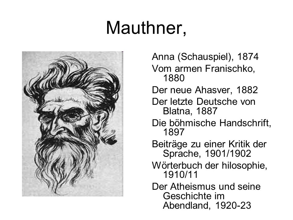 Mauthner, Anna (Schauspiel), 1874 Vom armen Franischko, 1880