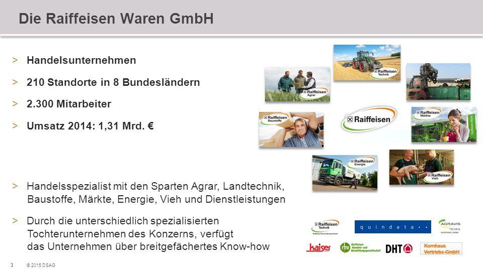 Die Raiffeisen Waren GmbH
