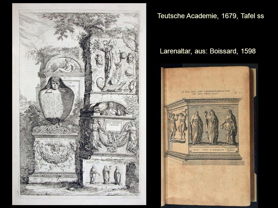 Teutsche Academie, 1679, Tafel ss