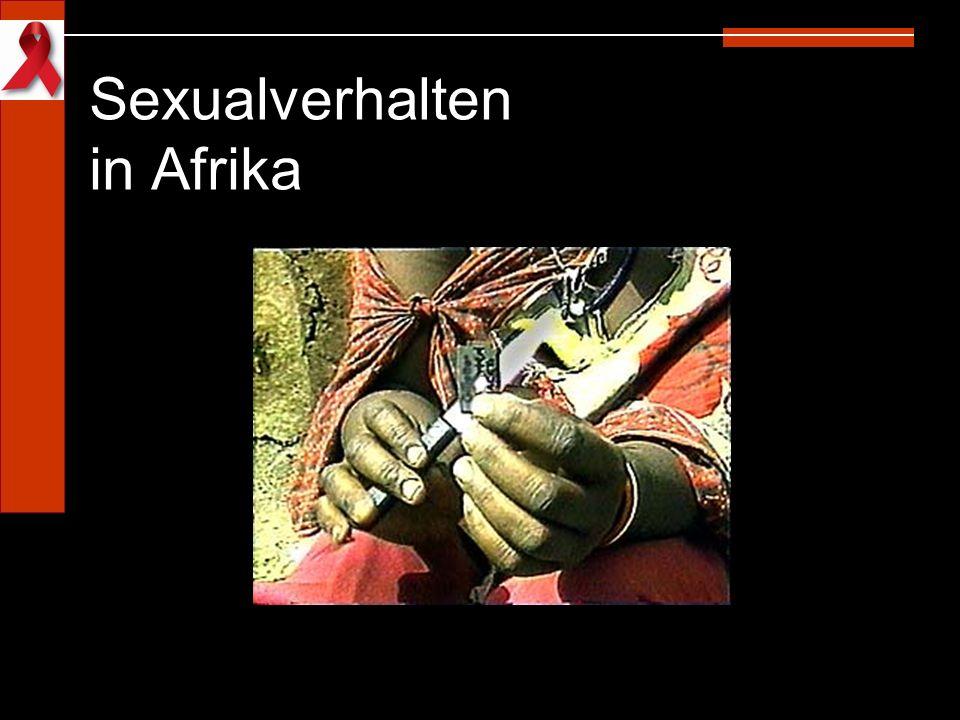 Sexualverhalten in Afrika