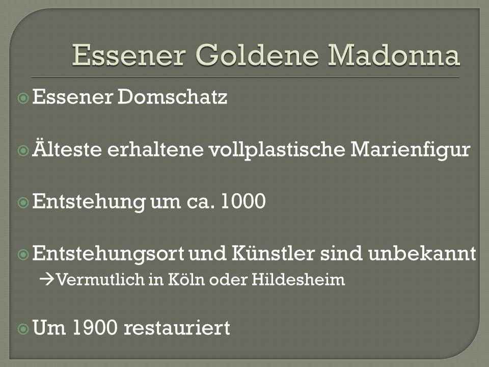 Essener Goldene Madonna