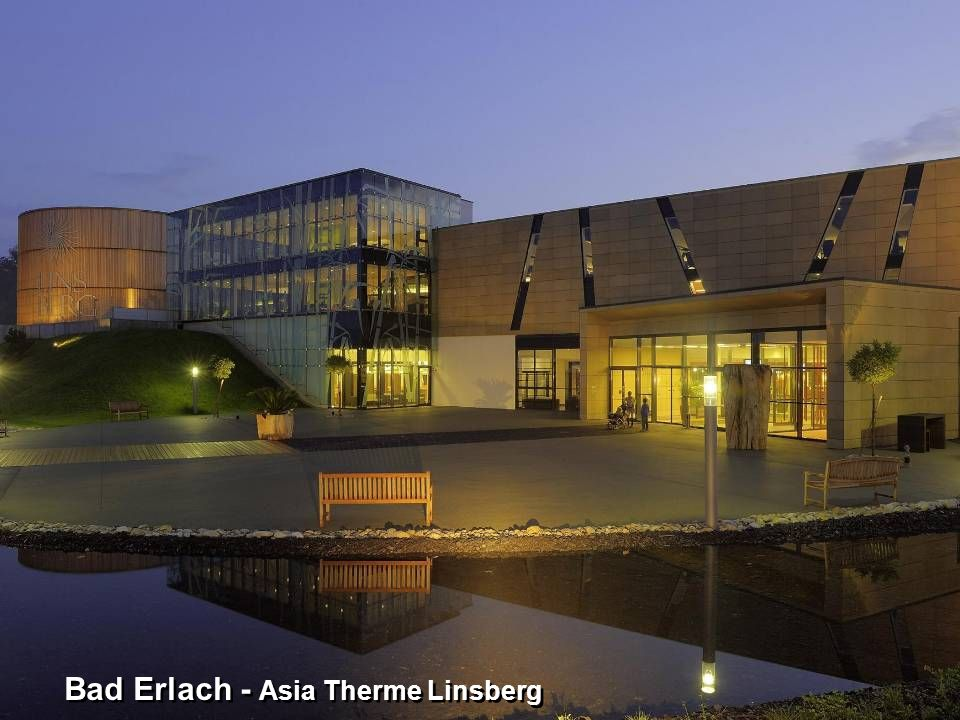 Bad Erlach - Asia Therme Linsberg