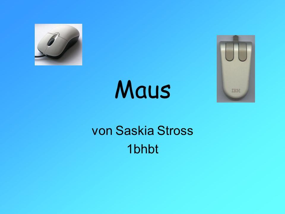 Maus von Saskia Stross 1bhbt