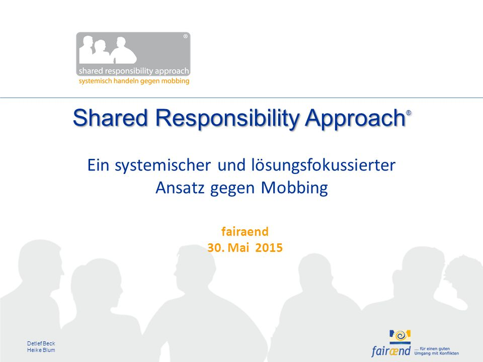 Shared Responsibility Approach®
