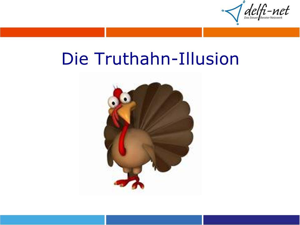Die Truthahn-Illusion