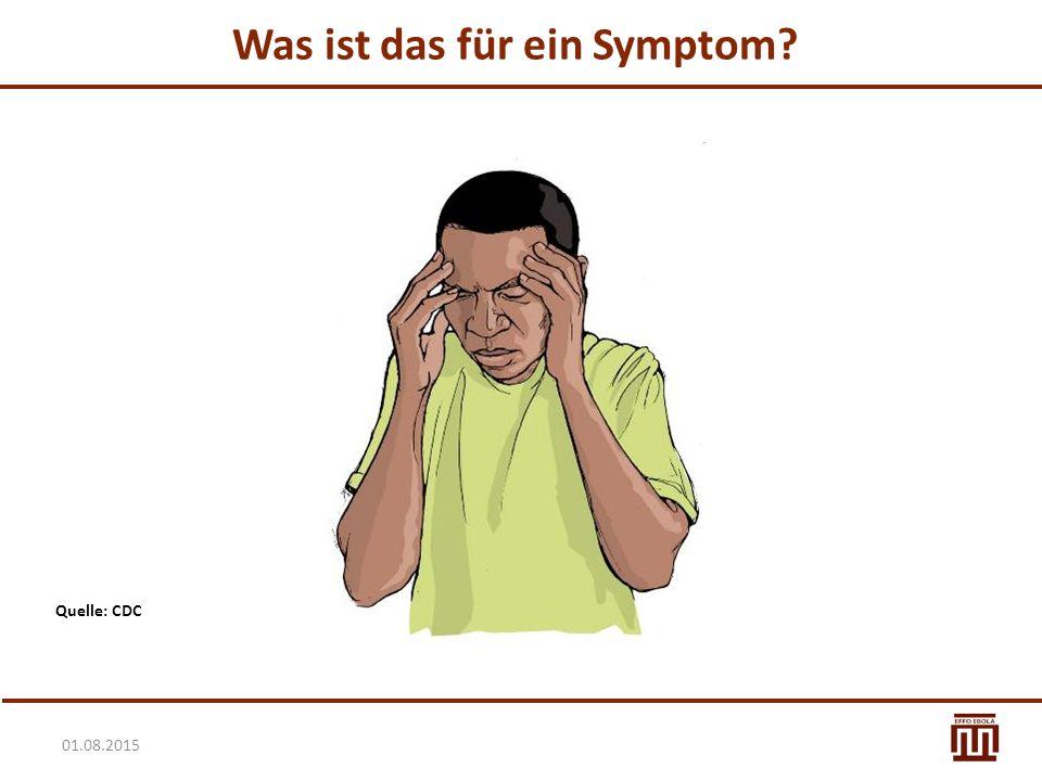 Was ist das für ein Symptom