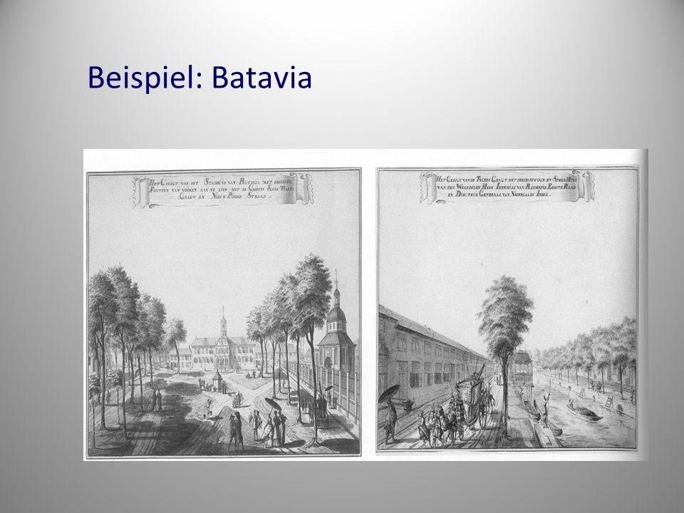Beispiel: Batavia