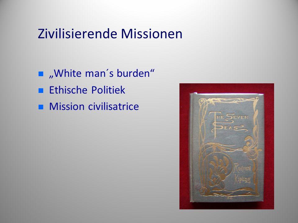 Zivilisierende Missionen