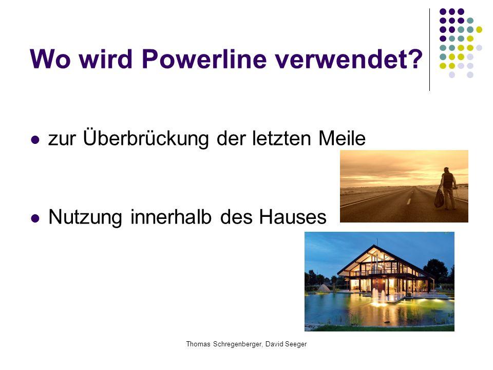 Wo wird Powerline verwendet
