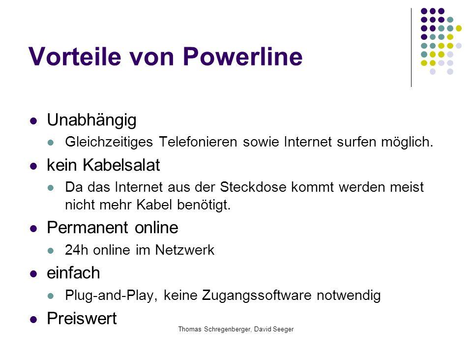 Vorteile von Powerline