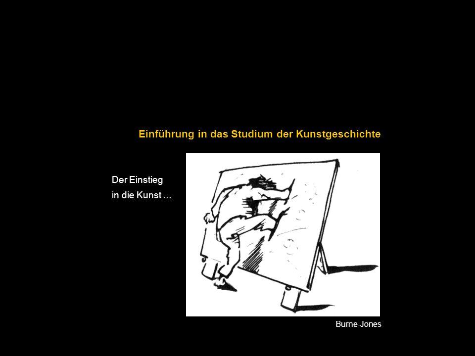 Einführung in das Studium der Kunstgeschichte