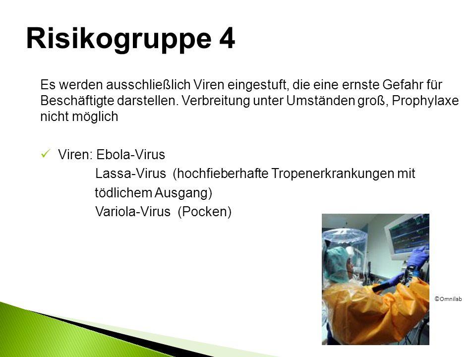 Risikogruppe 4