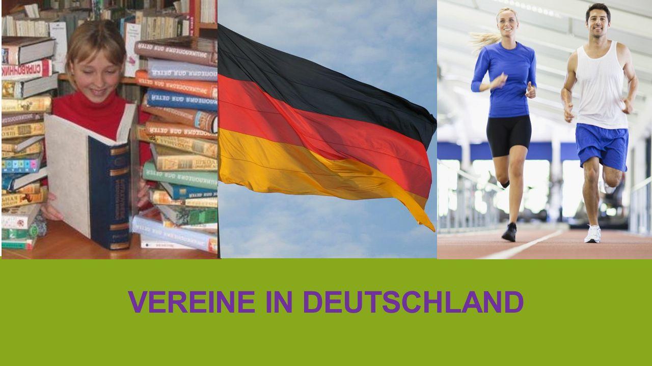 Vereine in Deutschland