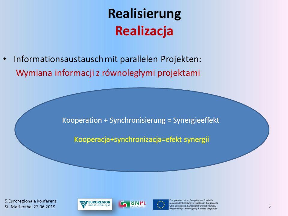 Realisierung Realizacja