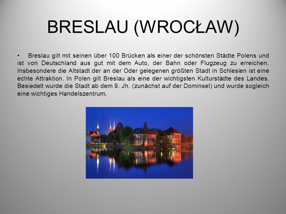 BRESLAU (WROCŁAW)