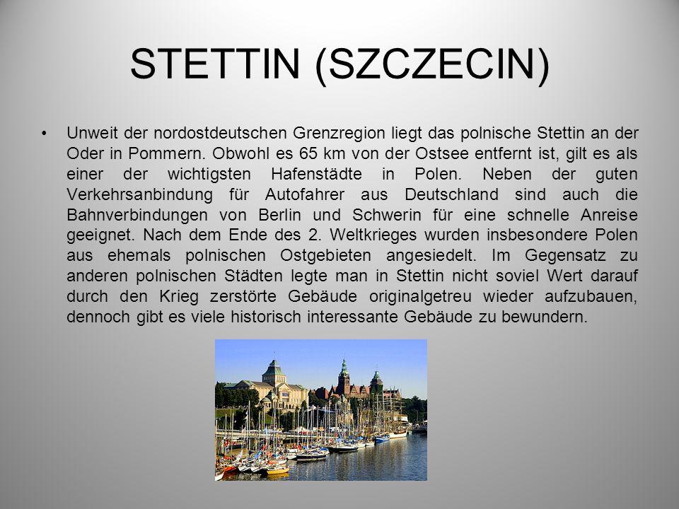 STETTIN (SZCZECIN)