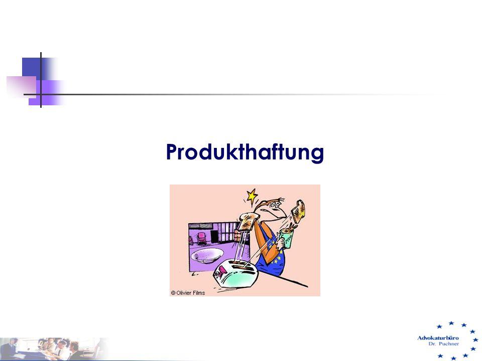 Produkthaftung 29.05.01 e-commerce
