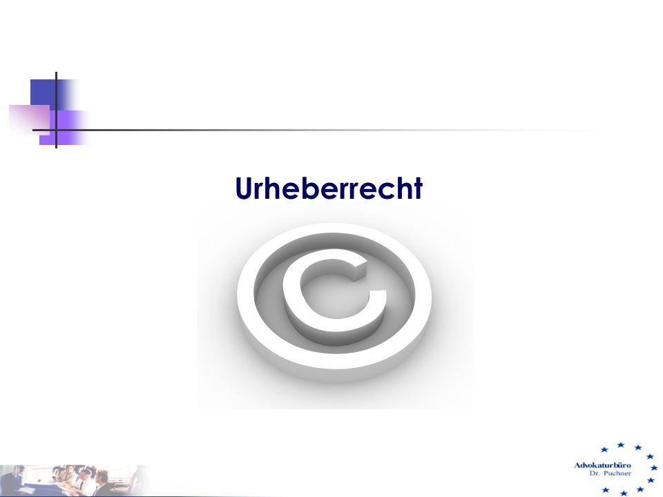 Urheberrecht 29.05.01 e-commerce