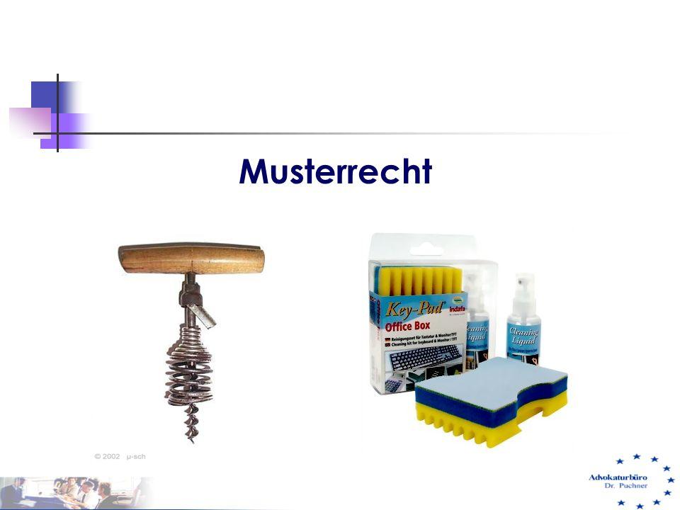 Musterrecht 29.05.01 e-commerce