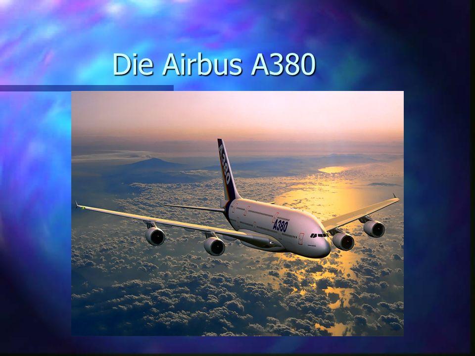 Die Airbus A380