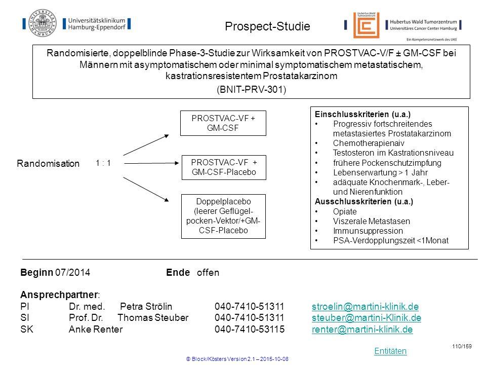 Prospect-Studie