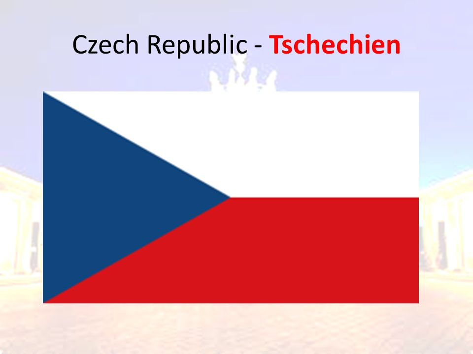 Czech Republic - Tschechien