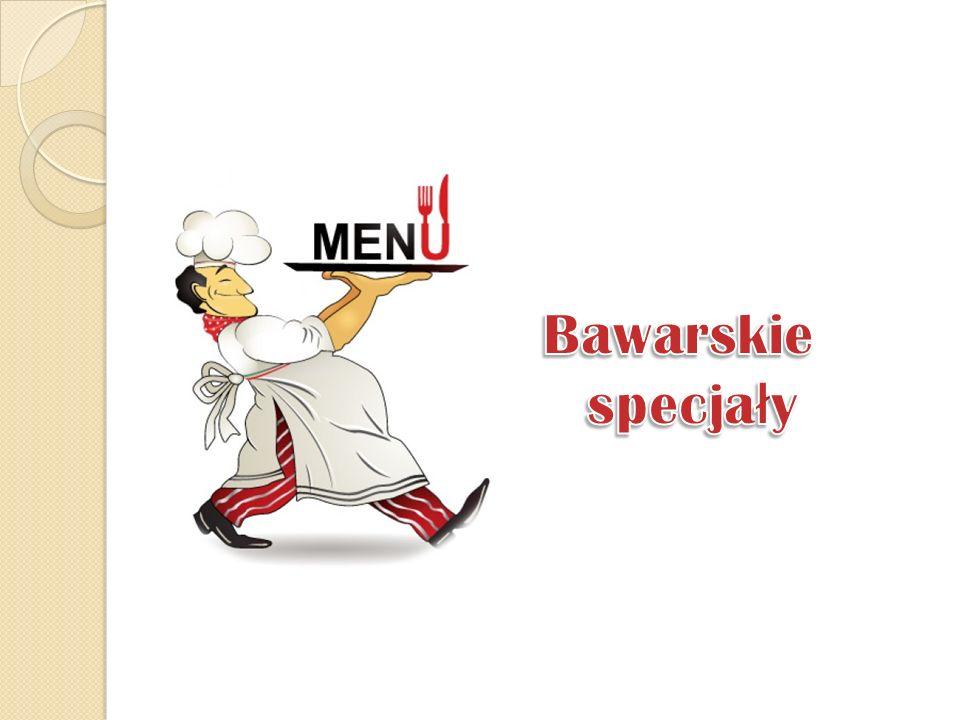 Bawarskie specjały