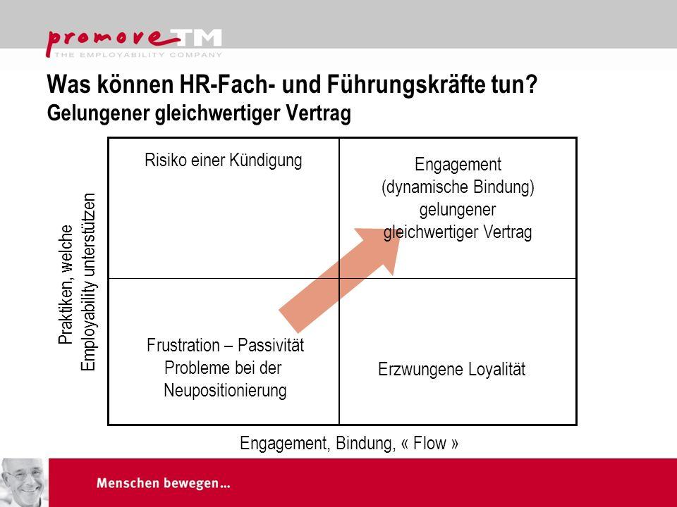 Was können HR-Fach- und Führungskräfte tun