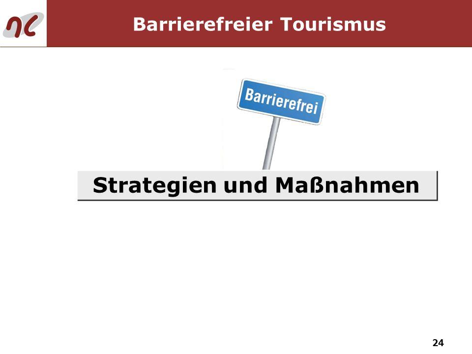 Barrierefreier Tourismus Strategien und Maßnahmen