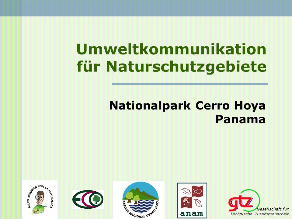 Umweltkommunikation für Naturschutzgebiete