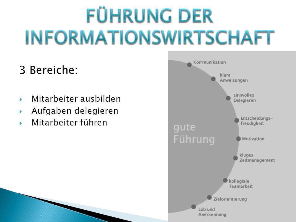 Führung der Informationswirtschaft
