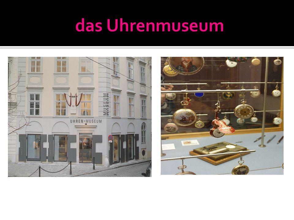 das Uhrenmuseum