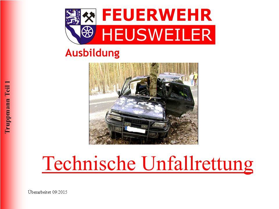 Technische Unfallrettung