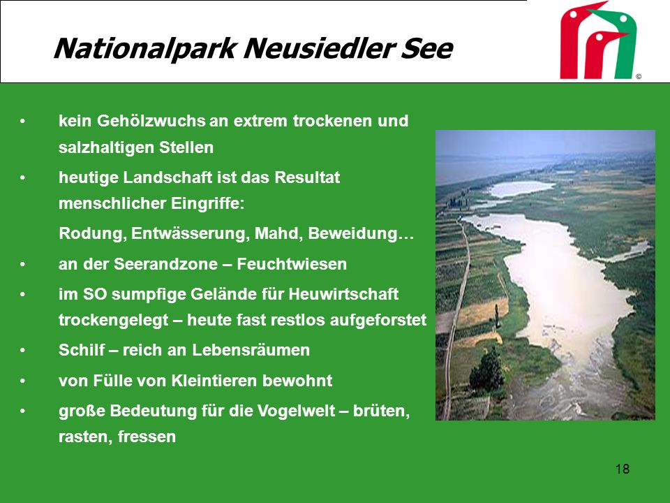 Nationalpark Neusiedler See