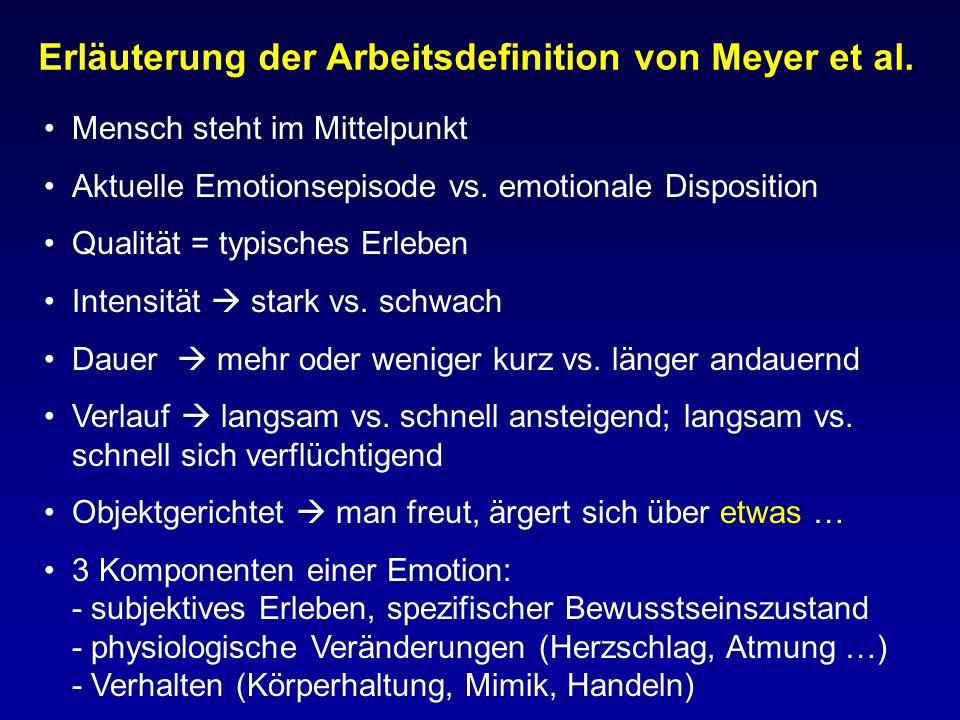 Erläuterung der Arbeitsdefinition von Meyer et al.