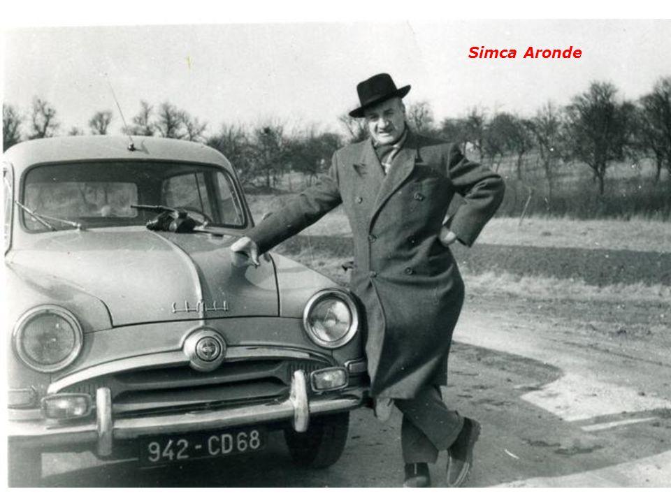 Simca Aronde