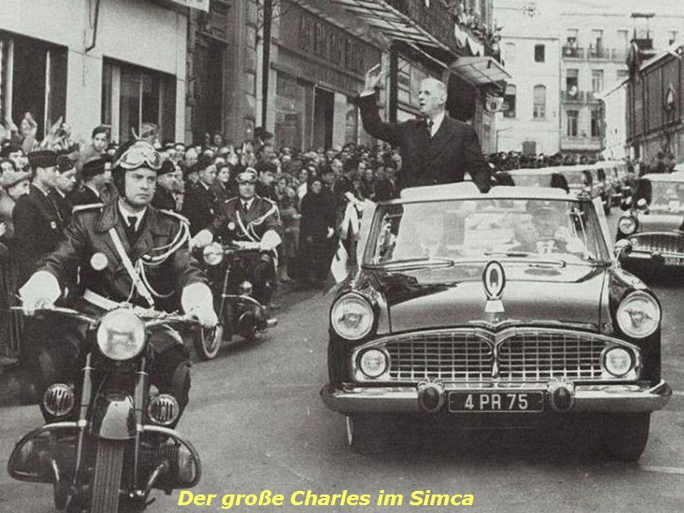 Der große Charles im Simca