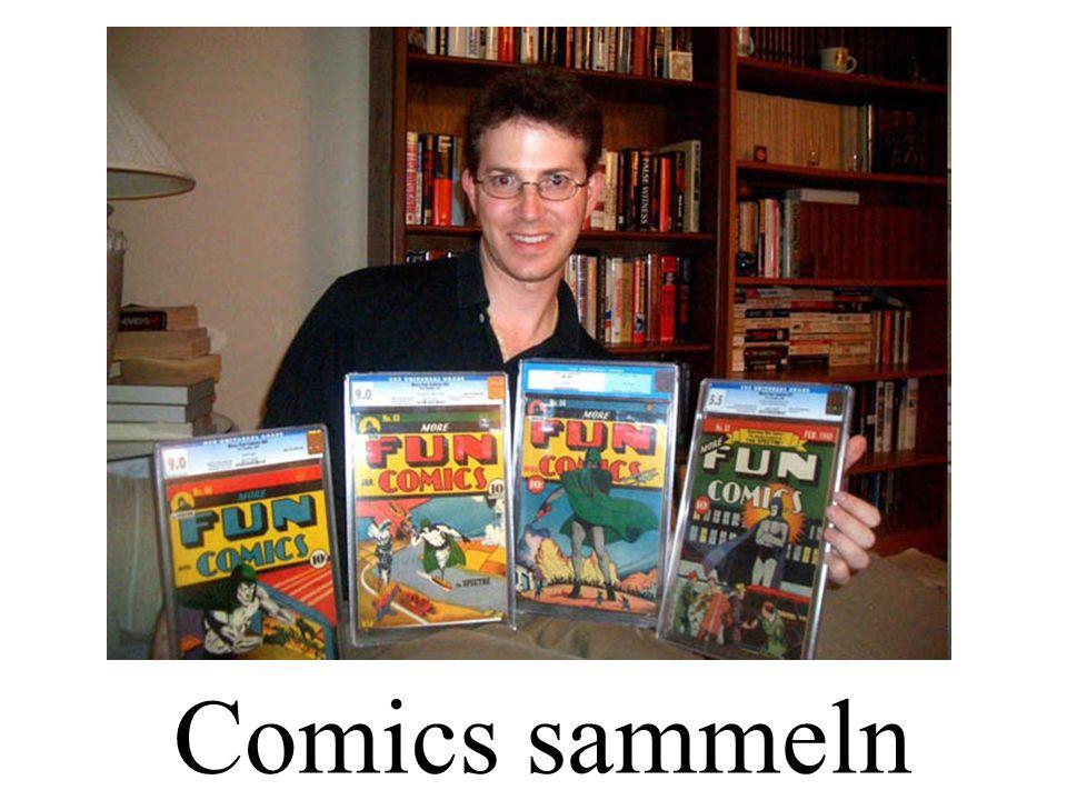 Comics sammeln