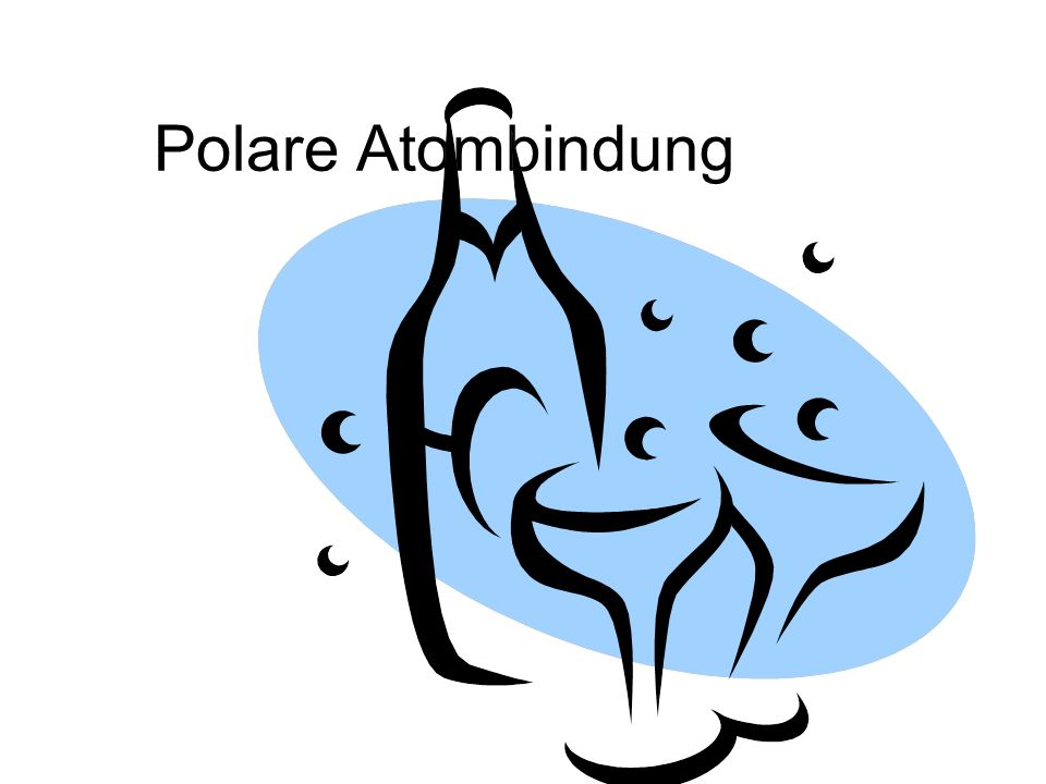 Polare Atombindung