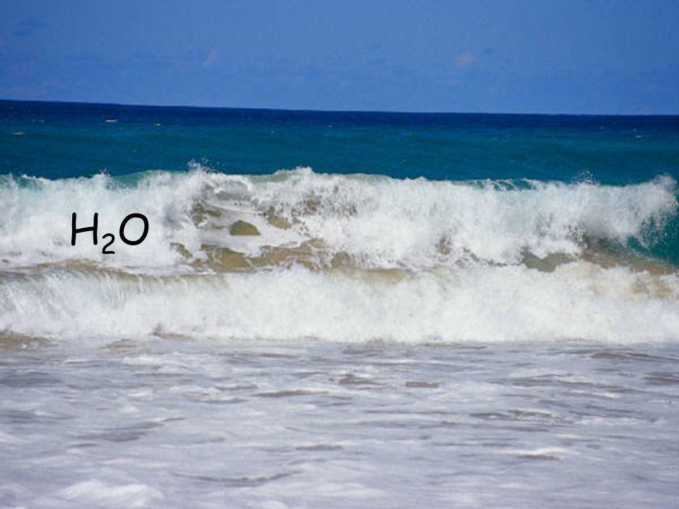 Beispiel Wasser H2O