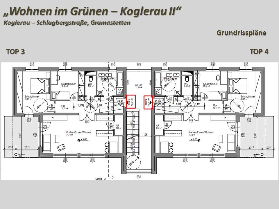 """""""Wohnen im Grünen – Koglerau II Koglerau – Schlagbergstraße, Gramastetten"""