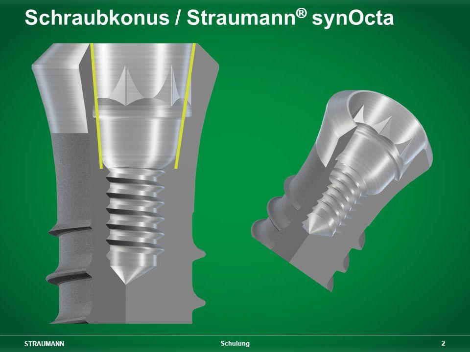 Schraubkonus / Straumann® synOcta